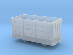 Oakley Quarry Wagon 5.5mm Scale in Smooth Fine Detail Plastic
