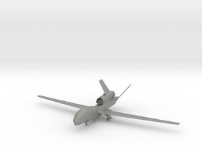 1/200 Scale Global Hawk in Gray Professional Plastic