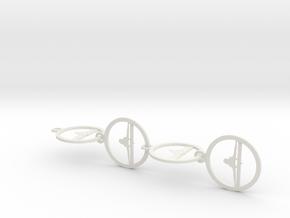 0151yoga (3) in White Natural Versatile Plastic