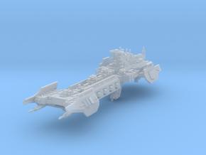 Barcaza de Batalla de los Caballeros Grises in Smooth Fine Detail Plastic