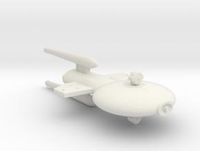 3125 Scale Gorn Carnosaurus-S Scout (SC) SRZ in White Natural Versatile Plastic