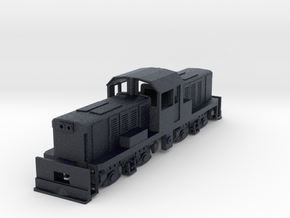 1:76 Scale KIWIRAIL DSC in Black PA12