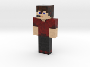 Neiller | Minecraft toy in Natural Full Color Sandstone
