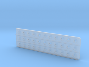 SAND LADDER in Smoothest Fine Detail Plastic