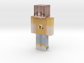 Barney_Stinson | Minecraft toy in Natural Full Color Sandstone