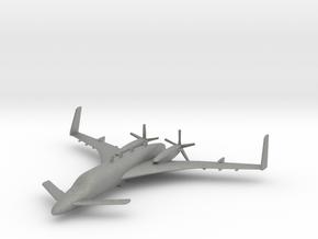 Beechcraft Starship in Gray Professional Plastic: 1:200