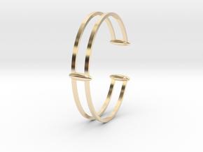 Bracelet 18 in 14K Yellow Gold