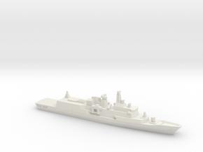 Hydra-class frigate, 1/2400 in White Natural Versatile Plastic