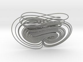 0518 Chen Attractor (10 cm) in Gray Professional Plastic