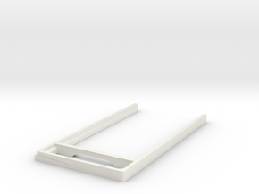 Adapter Prizm5.1 to ProffieBoard in White Premium Versatile Plastic