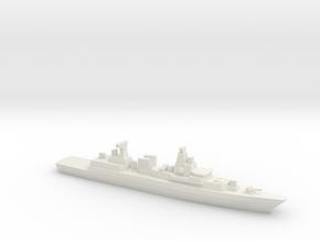 Brandenburg-class FFG, 1/1250 in White Natural Versatile Plastic