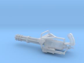 M134 1:20 scale in Smooth Fine Detail Plastic