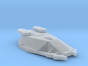 3788 Scale Zosman Frigate (FF) MGL in Smooth Fine Detail Plastic