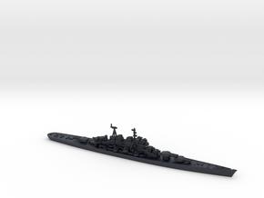 Moskva 1/1800 (Pr 66 Heavy Cruiser) in Black Professional Plastic