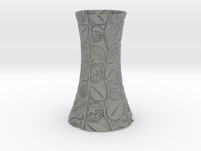 Lavanda Vase in Gray PA12