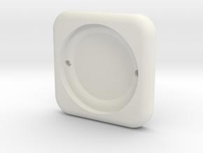 Ikea Tradfri remote wall mount (E1524) in White Natural Versatile Plastic
