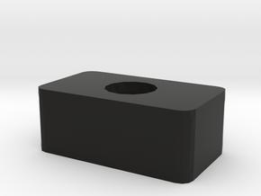 RCRP 005 Mugen MGT 7 Eco Unterlage Chassisversteif in Black Natural Versatile Plastic: 1:8