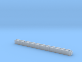 N Bitch Creek Trestle Girder AA in Smooth Fine Detail Plastic