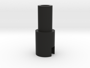 MHS Chassis Support in Black Natural Versatile Plastic