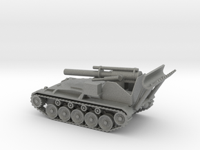 1/87 Scale M41 155mm Howitzer in Gray PA12