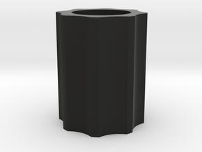 DUAL Lift Adjuster 218 318-DC in Black Natural Versatile Plastic