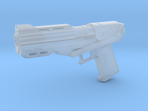 """DC-15s Sidearm for 6"""" figures in Smooth Fine Detail Plastic"""