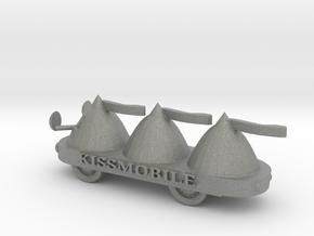 O Scale KissMobile in Gray PA12