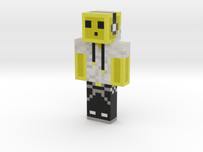 twitsander | Minecraft toy in Natural Full Color Sandstone