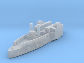 1/600 USS Conestoga/Tyler in Smooth Fine Detail Plastic