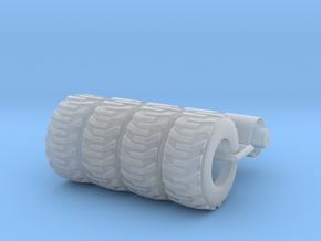 Mud Wheels - DB Planters in Smooth Fine Detail Plastic