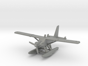 de Havilland Canada DHC-2T Turbo Beaver Seaplane in Gray Professional Plastic