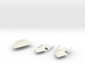 Prometheus Separated  in White Natural Versatile Plastic