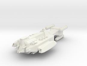 Kaio-astron-003-hollow (repaired) in White Natural Versatile Plastic