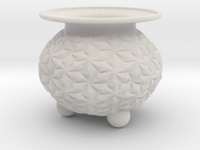 Vase 1429N in Matte Full Color Sandstone