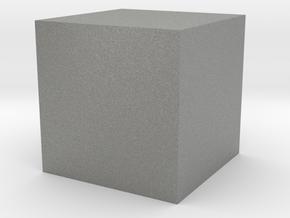 Zen Dice 100 in Gray Professional Plastic