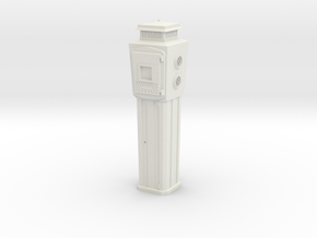 1/18 emergency telephone france in White Natural Versatile Plastic
