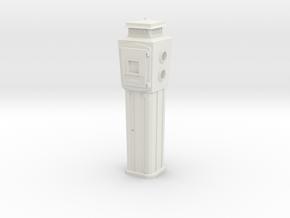 1/18 emergency telephone france in White Natural Versatile Plastic