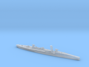 SMS Sperber 1/1250 (without mast) in Smooth Fine Detail Plastic