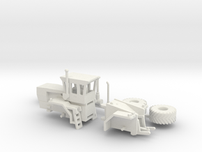 1:160/N-Scale Steiger Panther Versatile Plastic in White Natural Versatile Plastic