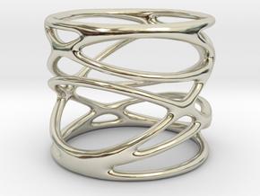 Ring - Mimas Seven in 14k White Gold