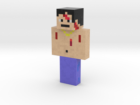 Bluewolf_ | Minecraft toy in Natural Full Color Sandstone