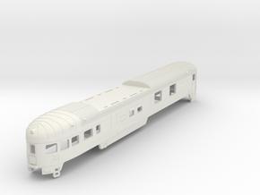 Via Rail ParkCar-(Prestige Rebuild) in Nscale  in White Natural Versatile Plastic