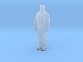 Printle C Homme 913 - 1/87 - wob in Smooth Fine Detail Plastic