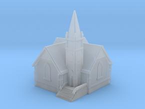 Church / terrain in Smooth Fine Detail Plastic