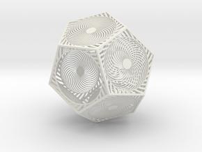 lampshade_illusion_1 in White Natural Versatile Plastic