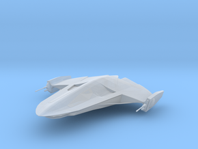 Phantom Dignitary Vessel in Smooth Fine Detail Plastic