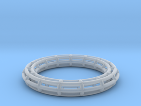 Ring Torus of circles in Smooth Fine Detail Plastic