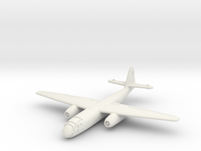 (1:285) Arado Ar 234B in White Natural Versatile Plastic