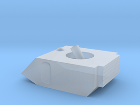 Vixen Small Grav Mortar 1:64 25mm in Smoothest Fine Detail Plastic