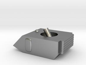 Vixen Small Grav Mortar 1:64 25mm in Natural Silver